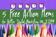 free digital marketing for 2019